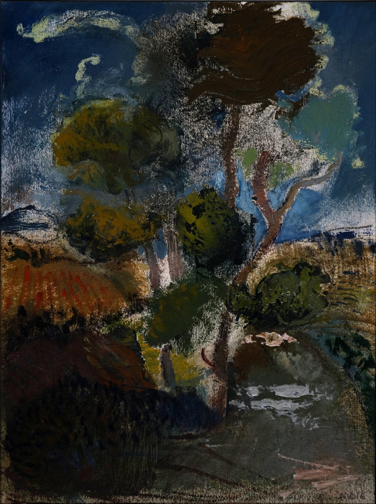 Tree Study Final - Brian Mc Donagh
