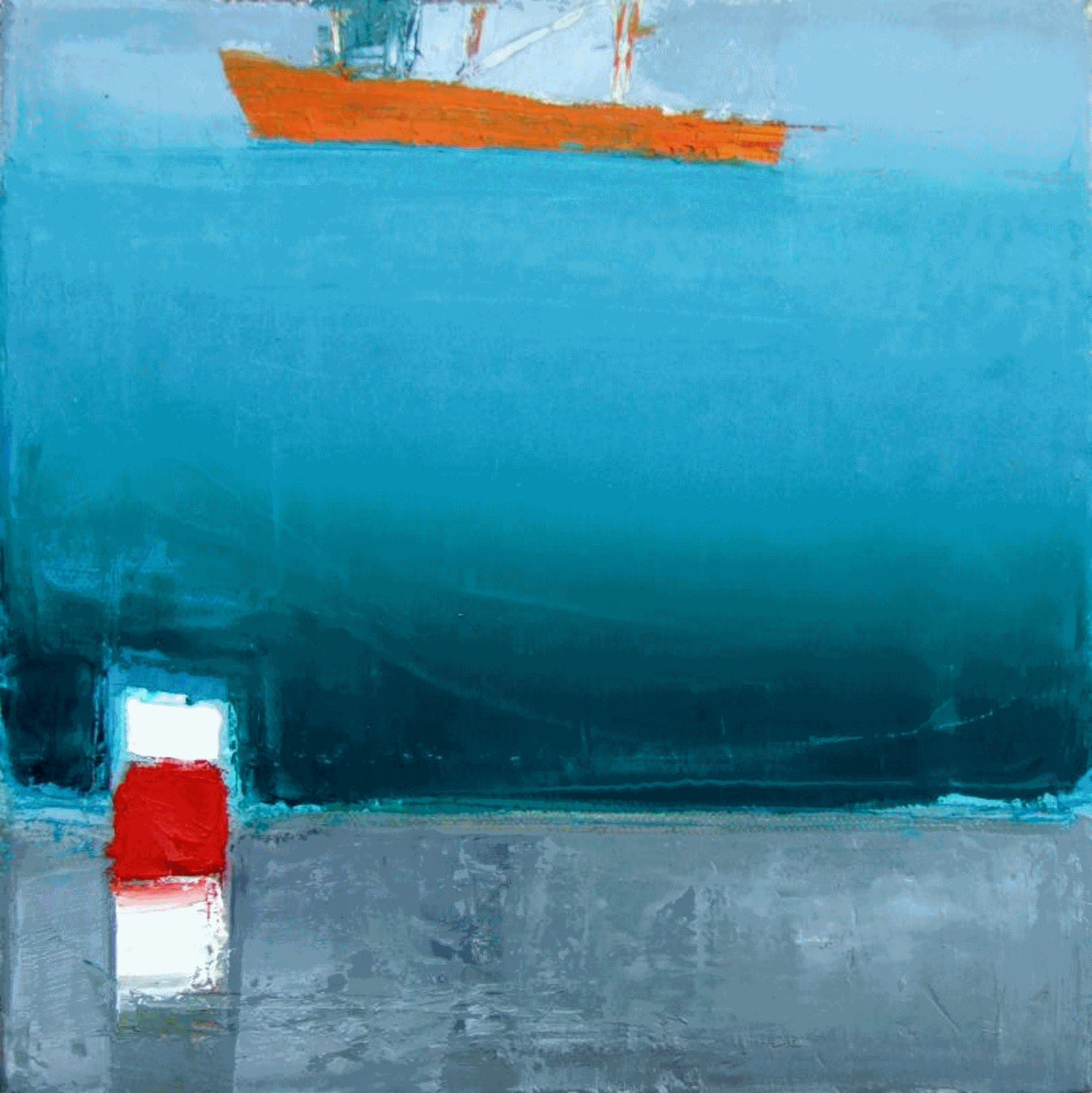 Island Harbour l - Cormac O'Leary