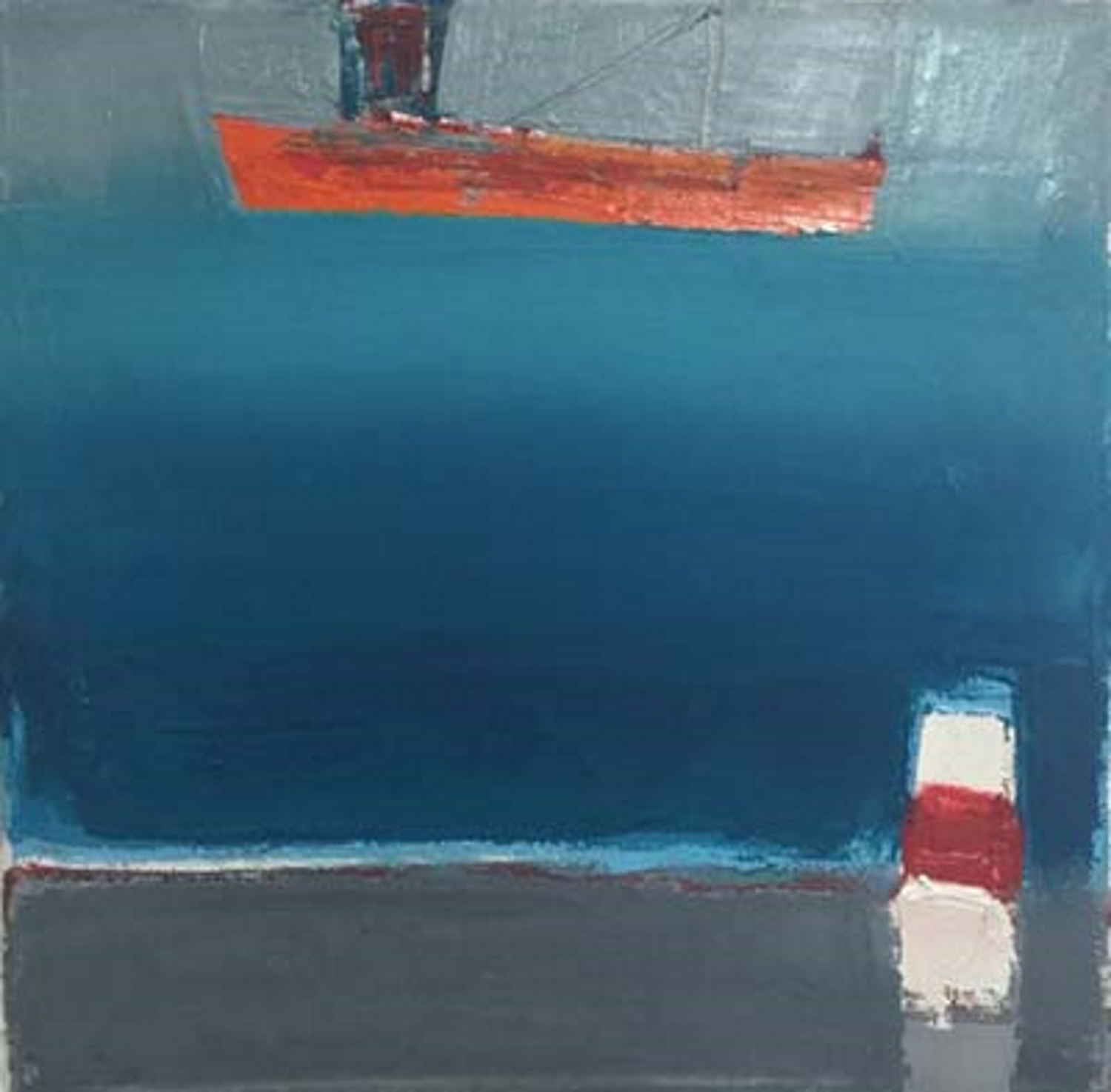 Island Harbour lll - Cormac O'Leary