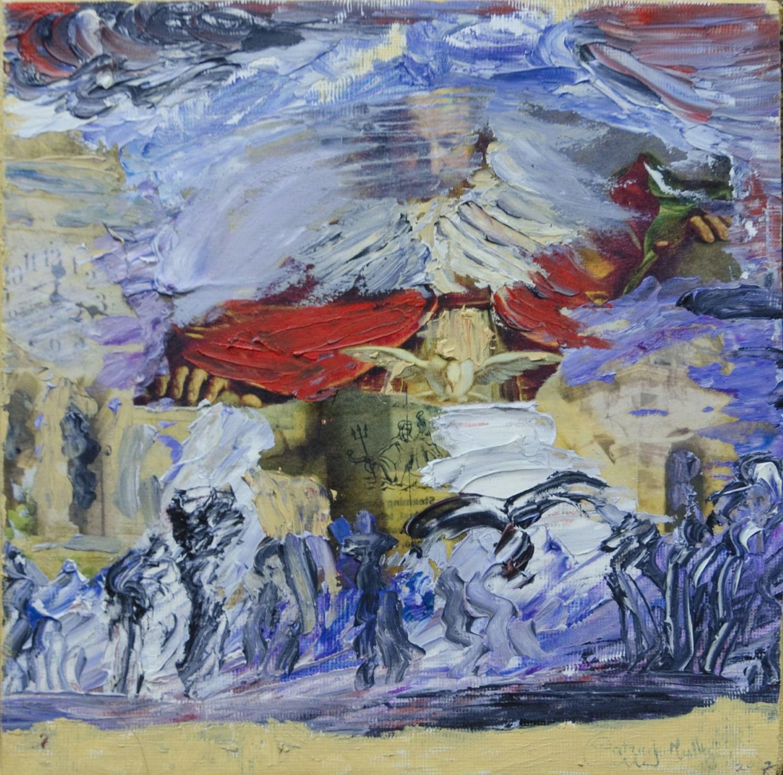 Crazy Jane on God  - Patricia Curran Mulligan