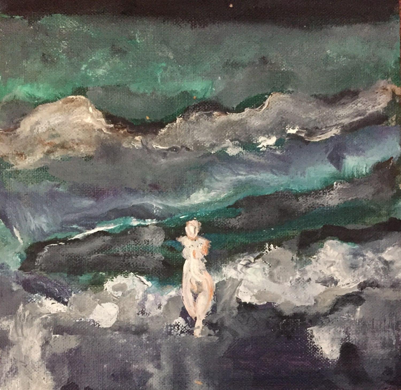 All That Storm That Blots the Sky - Miriam Doran