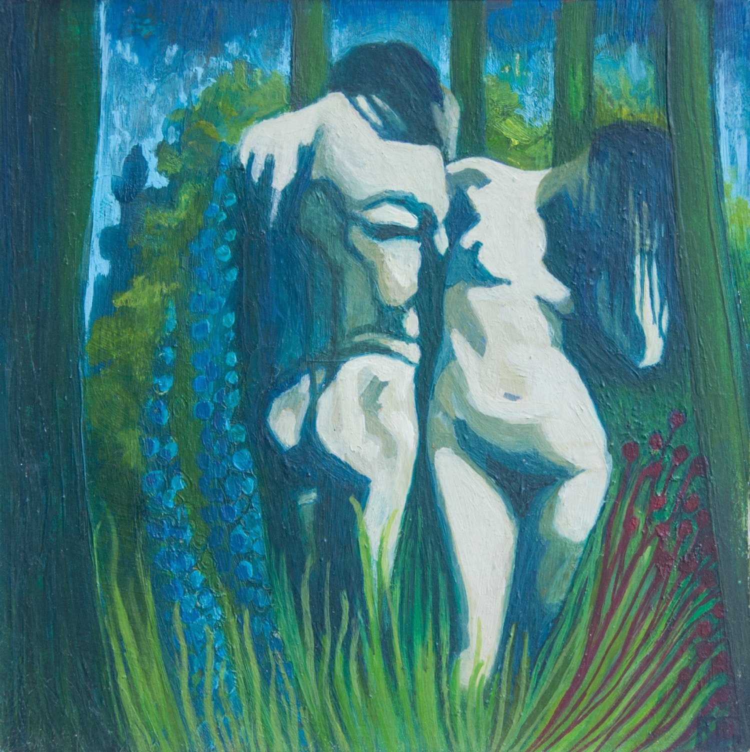 Love Unsatisfied - Rebecca Jobson