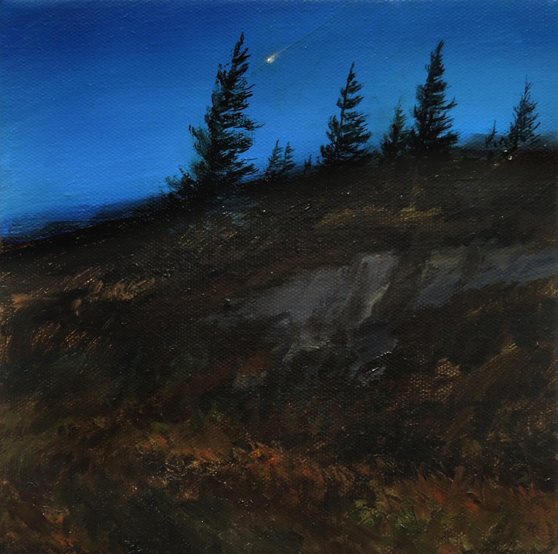 Last night, I lay on the mountain... - Eoin Mac Lochlainn