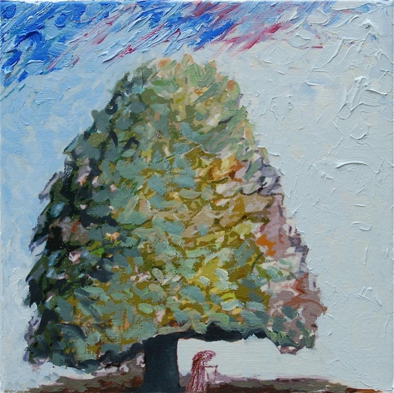 Jane Under the Autograph Tree, Coole - Pádraic Reaney