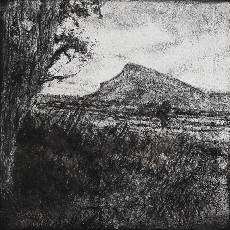 Mad Woman's Mountain - Michael Wann