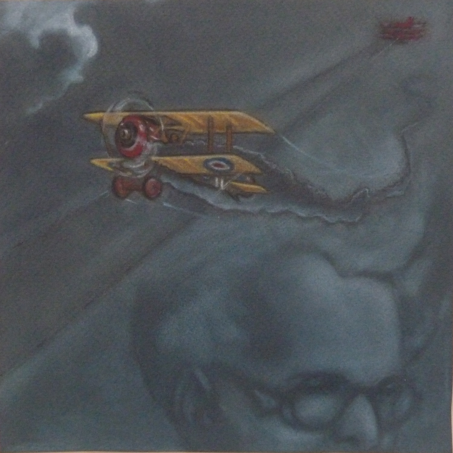 The Red Baron - Phelim Connolly