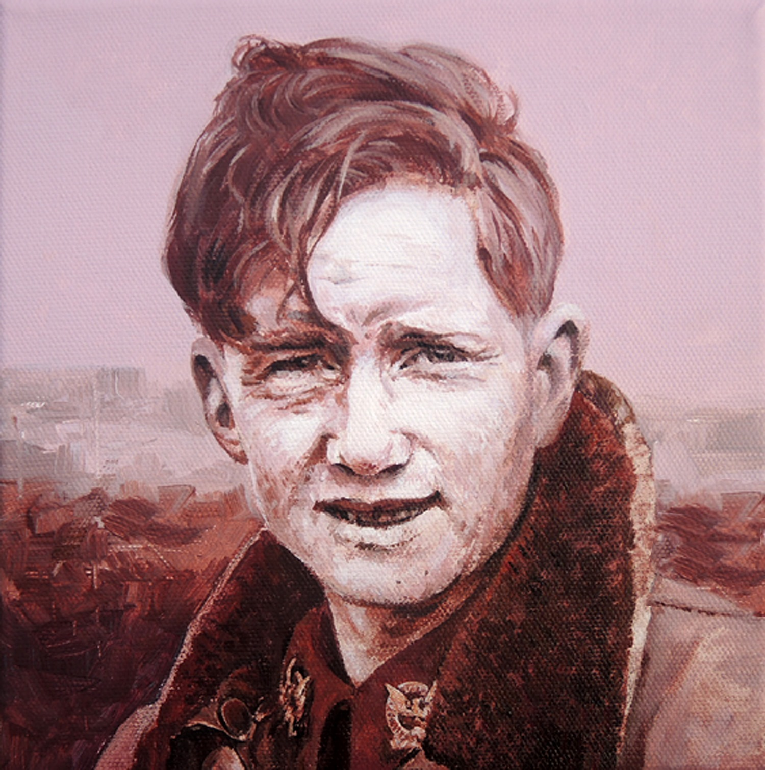 Michael Mc Gloughlin  Irish airman (1923 - 1949)  - Eoin Mac Lohlainn
