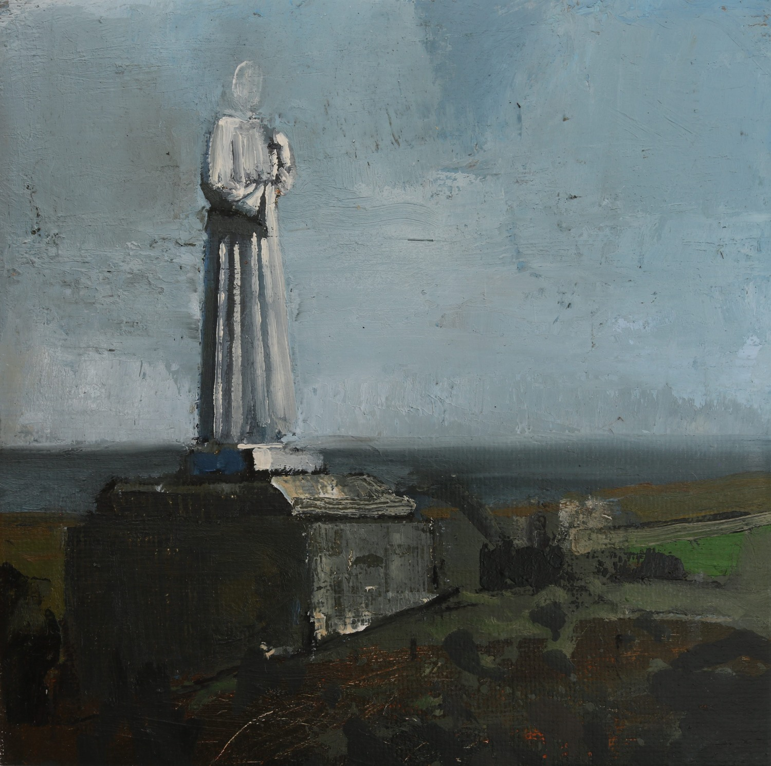 Study of a forgotten monument