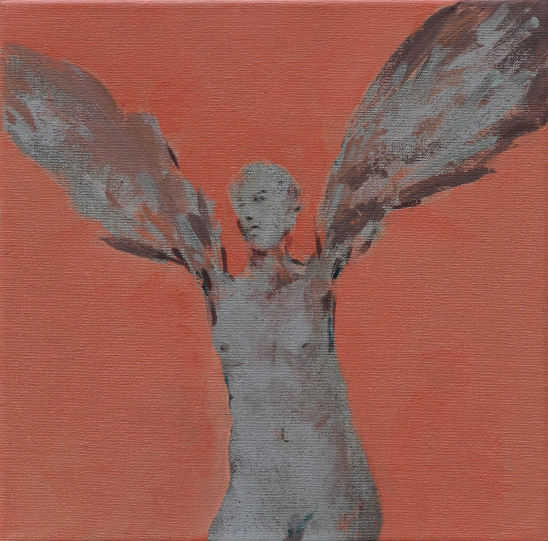 Angel for W B Yeats