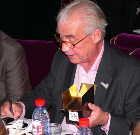 François Jeantet of Event International