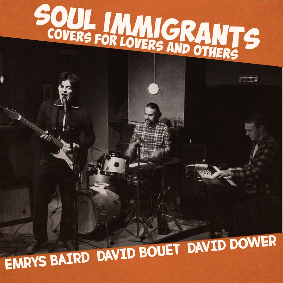 Soul Immigrants - Covers for Lovers and Others