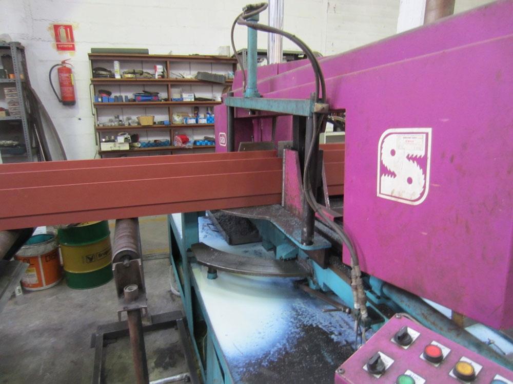 Taller industrial: Sierra Sabi