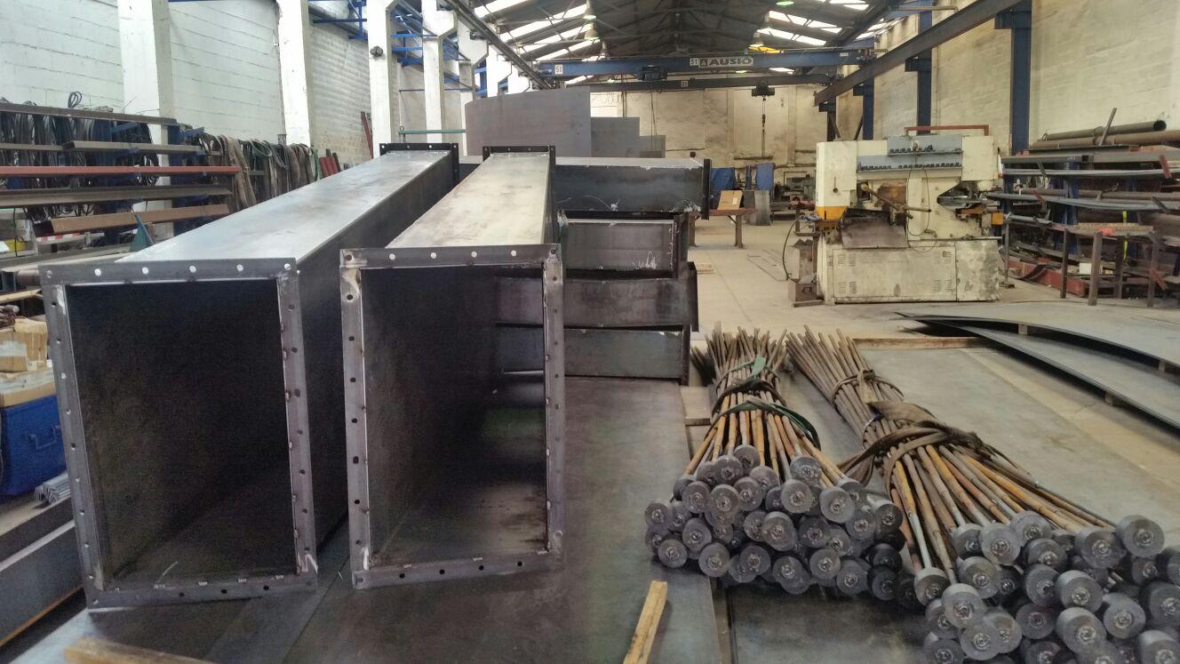 Fabricación de utillaje industrial