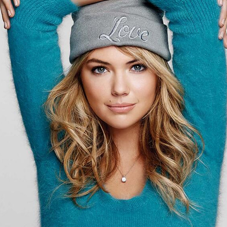 Kate Upton. Copyright Getty Images