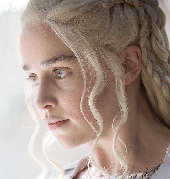 Emilia Clarke. Copyright IMDB.
