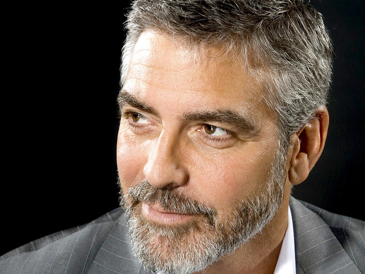 George Clooney. Copyright Getty Images.