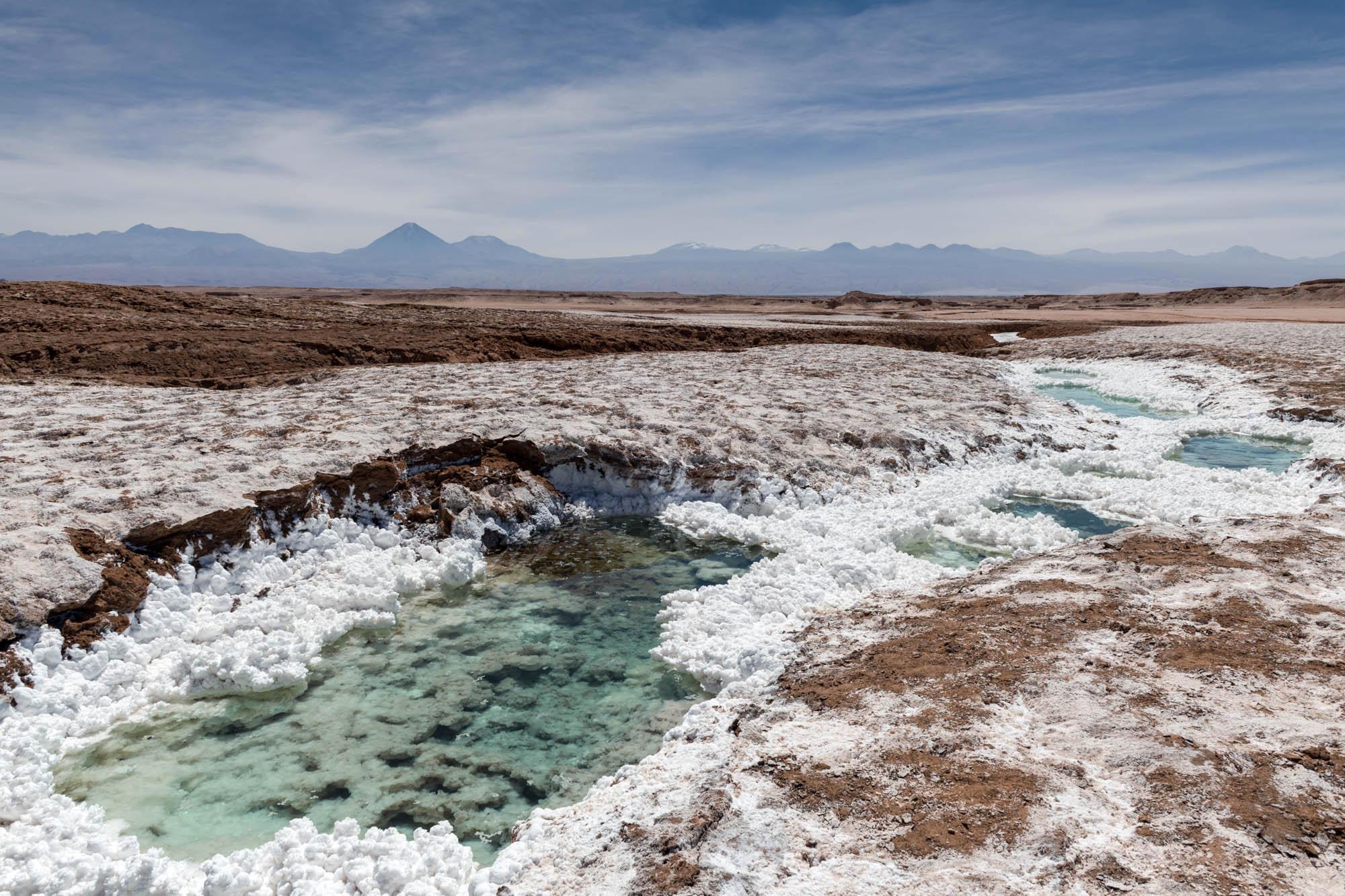 Valle de la Micro, Chile