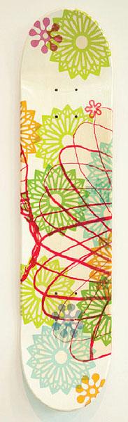 """10. Melissa Harshman, """"Flower Frenzy"""" $150"""