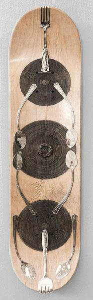 "39. Rob Jackson, ""Side Board"" $250"