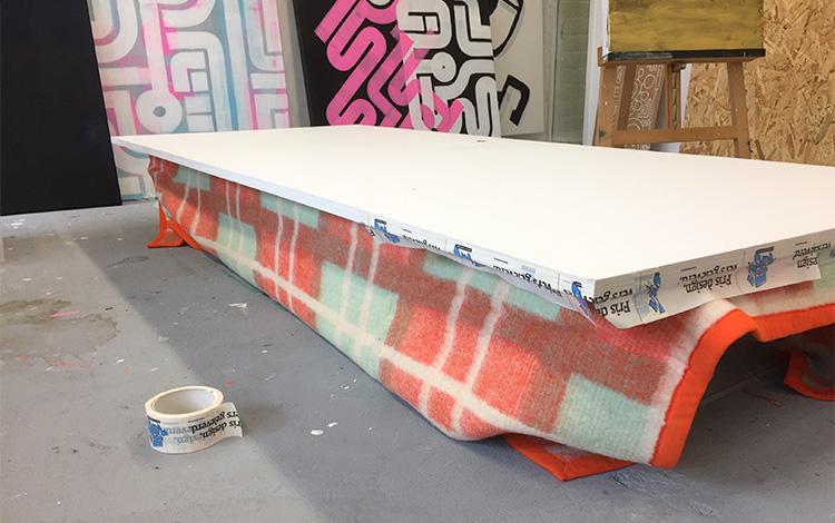 3 Plexiglas Bijzettafeltjes.Work In Progress Painting Sliding Doors For Bathroom Airbnb