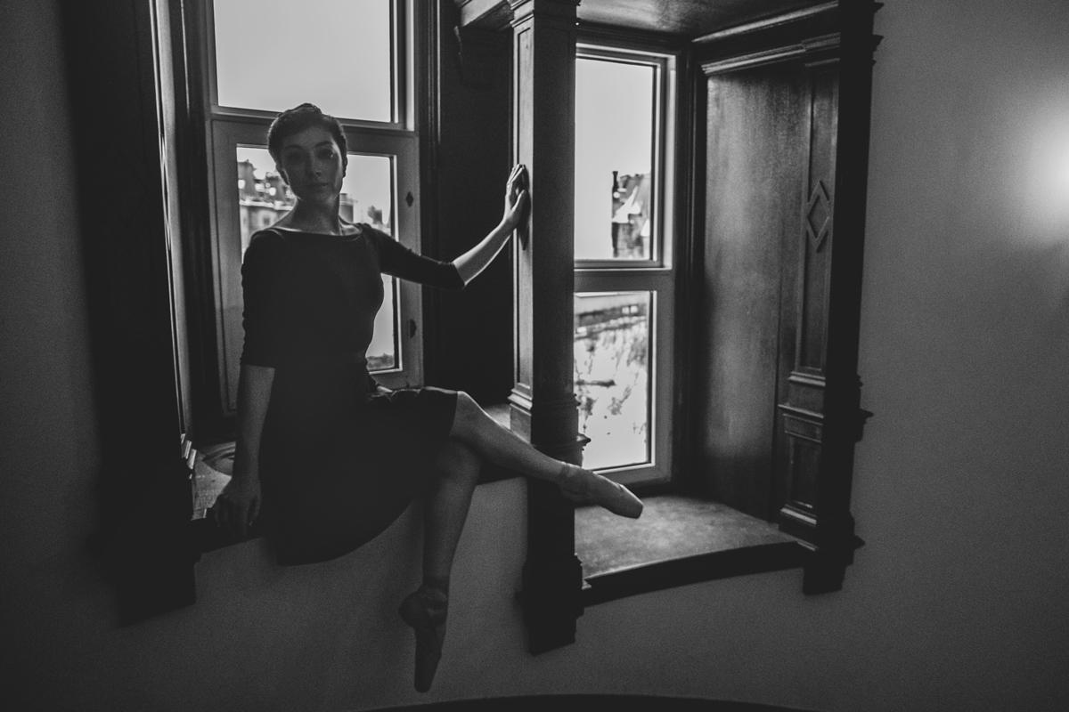 ottawa ballerina portrait