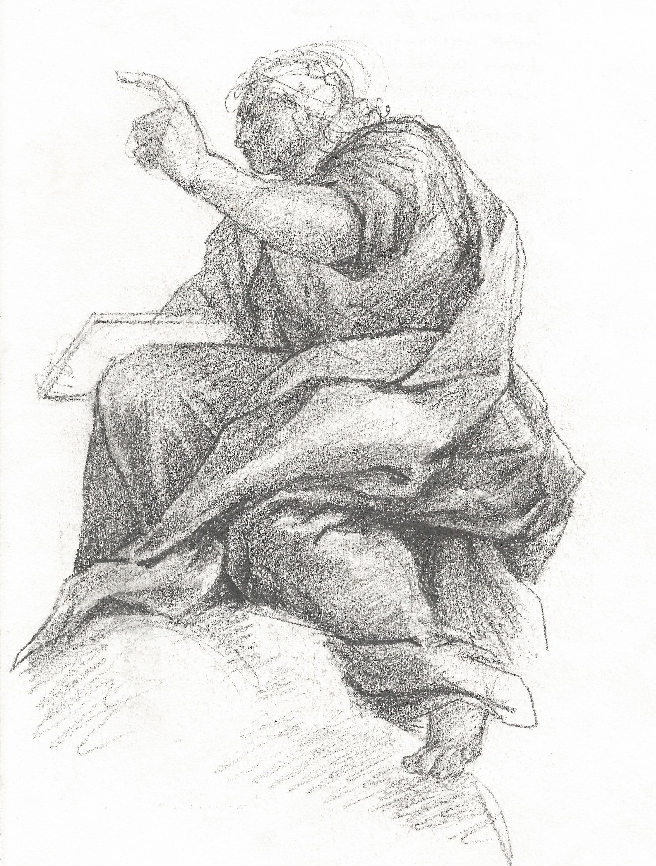D'après un tableau