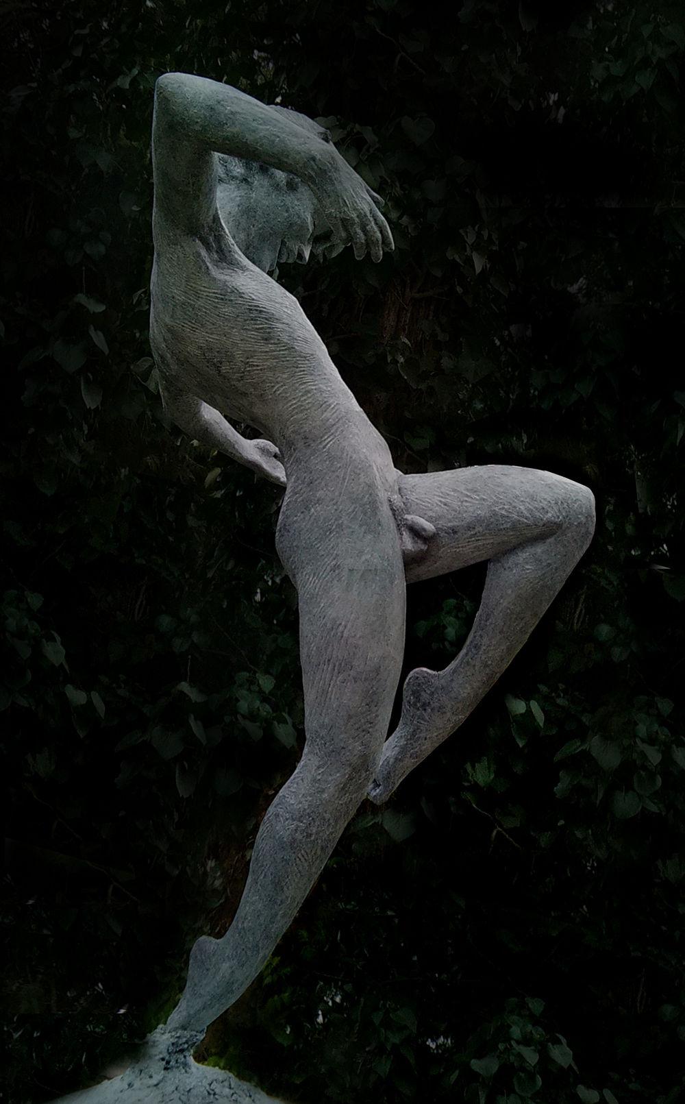 La danse de Pan (Pan's breakdance)