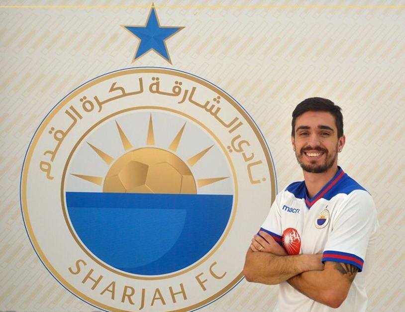 (Image source:Sharjah FC website)