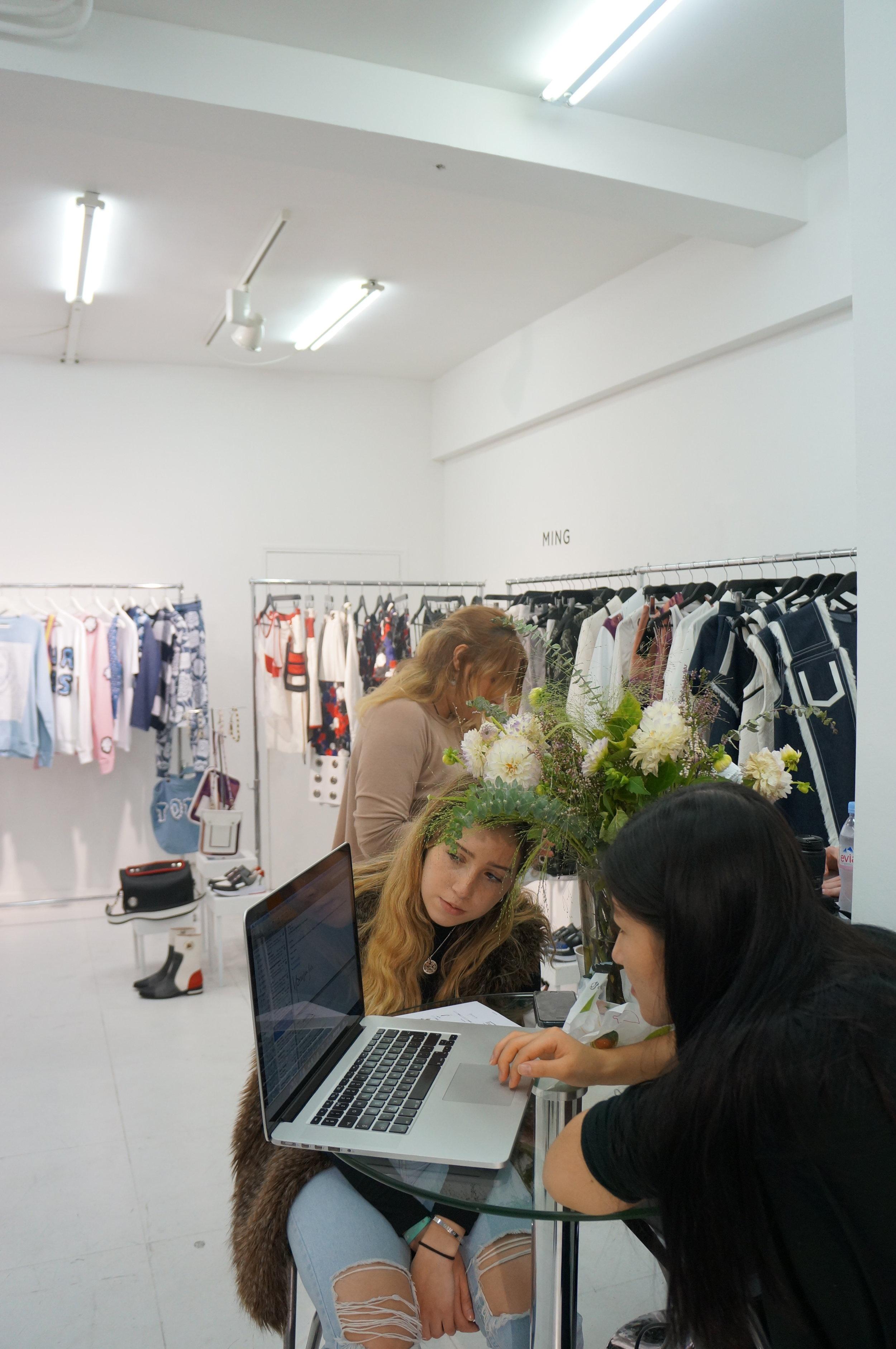 Fashion Scout Paris Showrooms