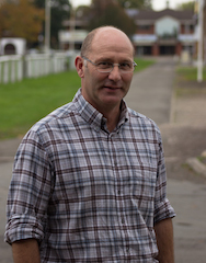 Vice Chairman - Howard Wood