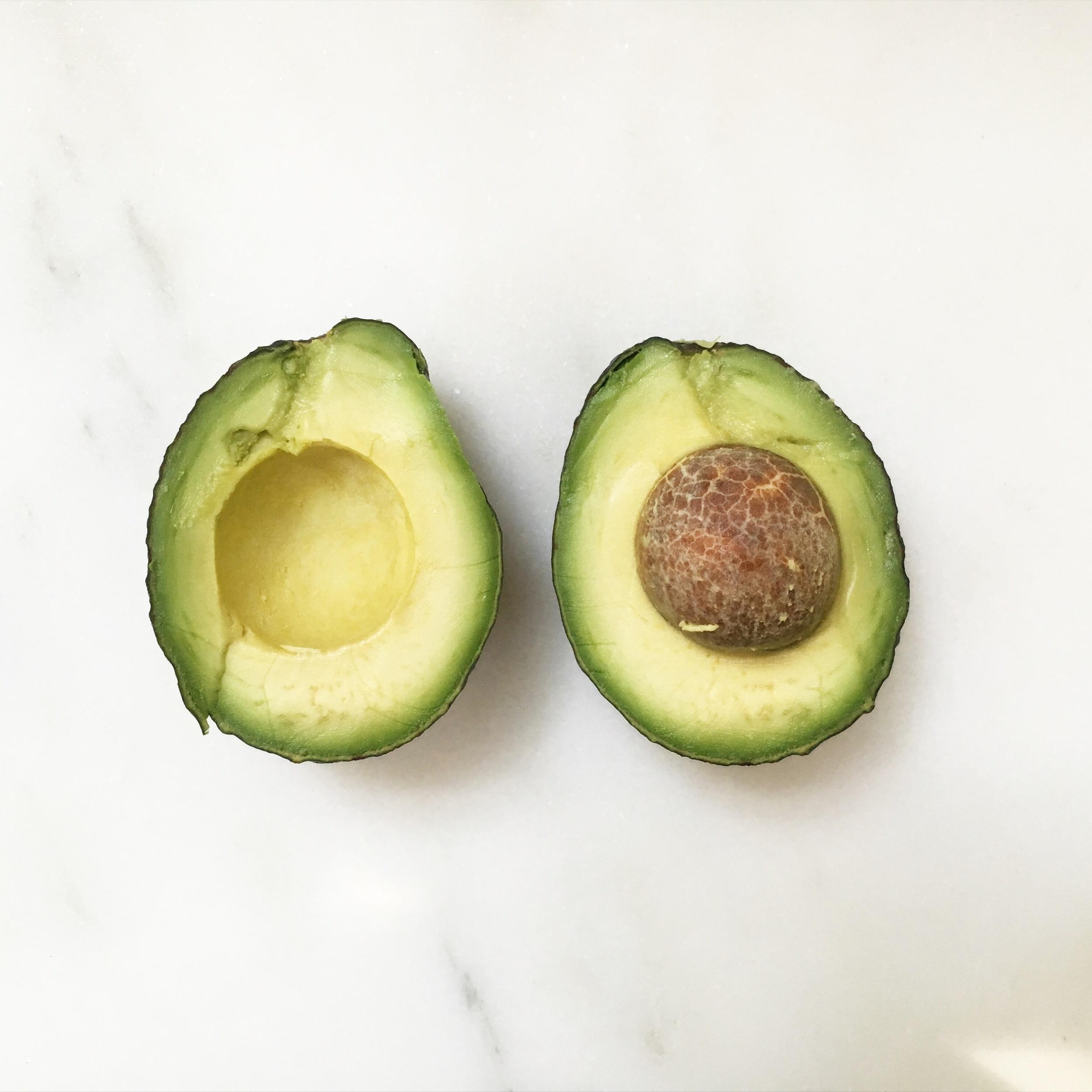 Avocado = instant creaminess