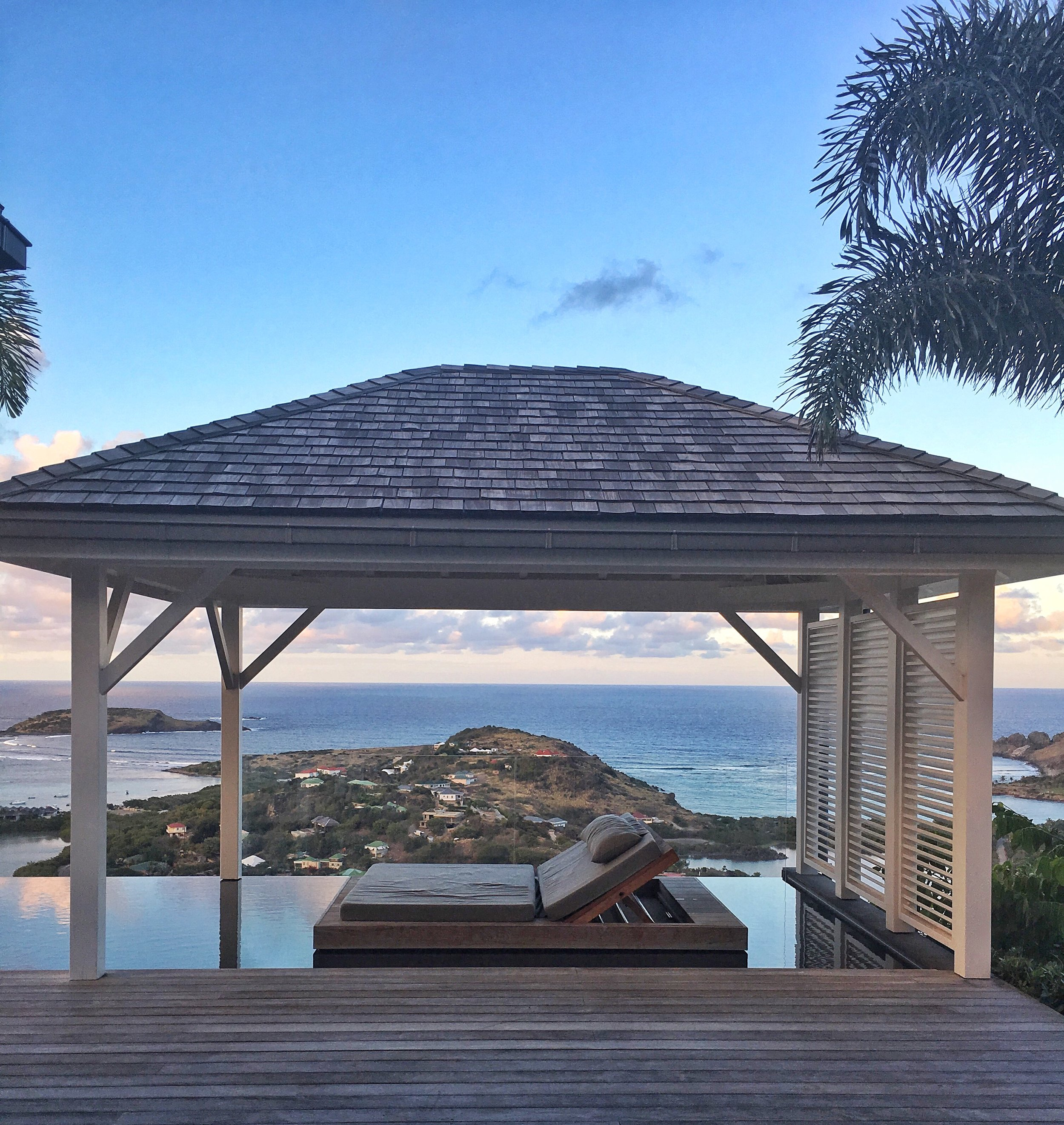 Aminata is the brains behind the innovative wellness programming at the Eden Rock St. Barth