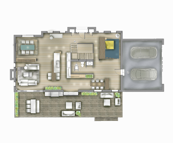 FOUNDRYno201_Universal-Design_Rendered-Floor-Plan_Level-1