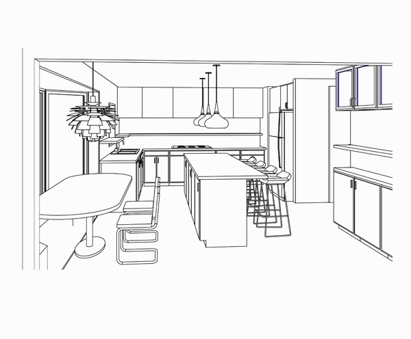 FOUNDRYno.201_Treeridge_Kitchen-Design_Main-Floor-Entertaining_Space-Planning_Perspective