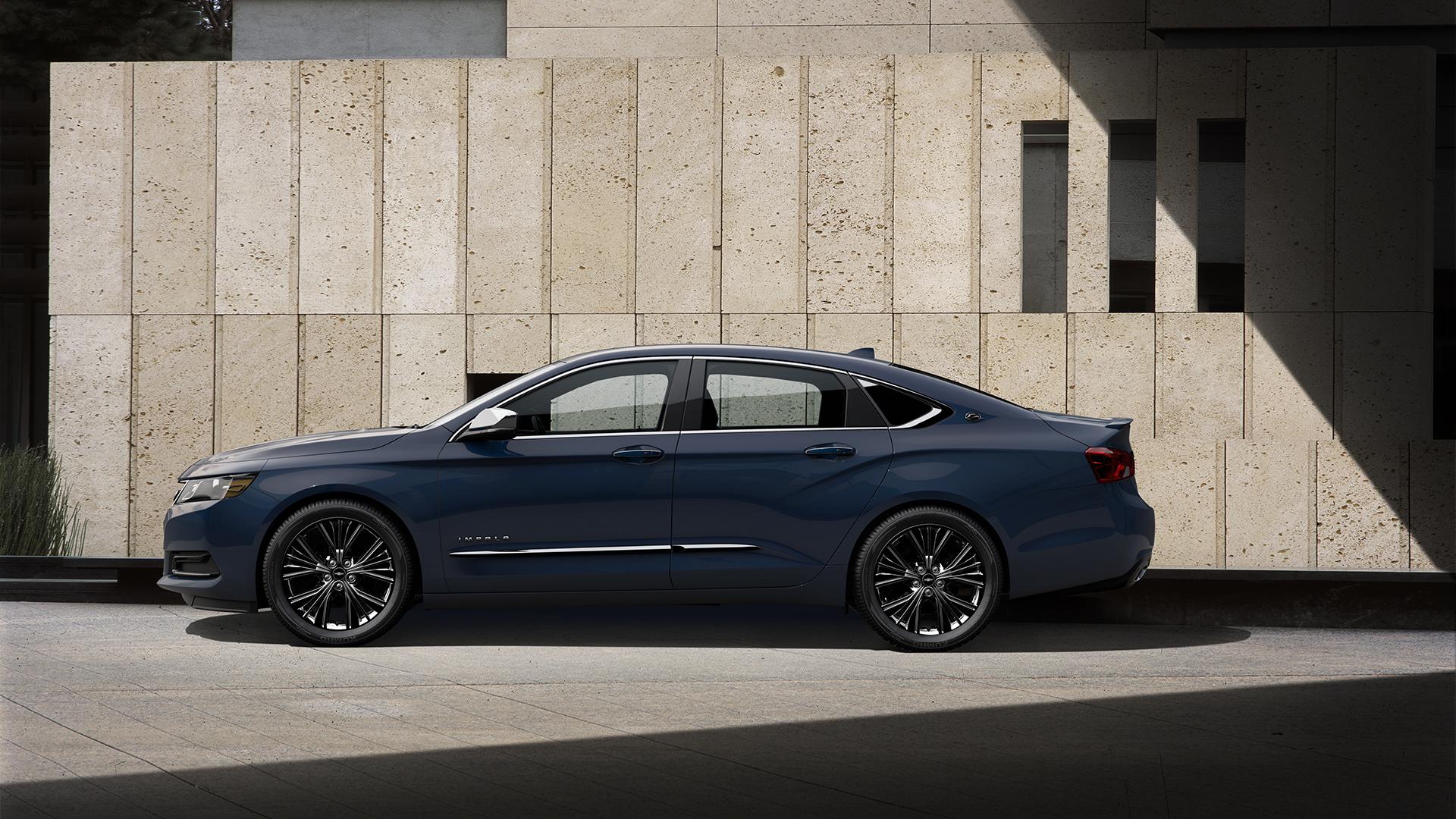Profile Chevrolet Impala