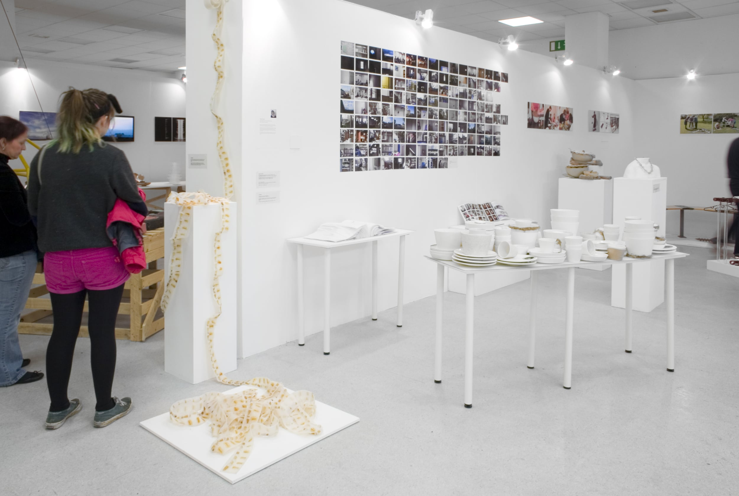 Wee Ribbon Exhibition