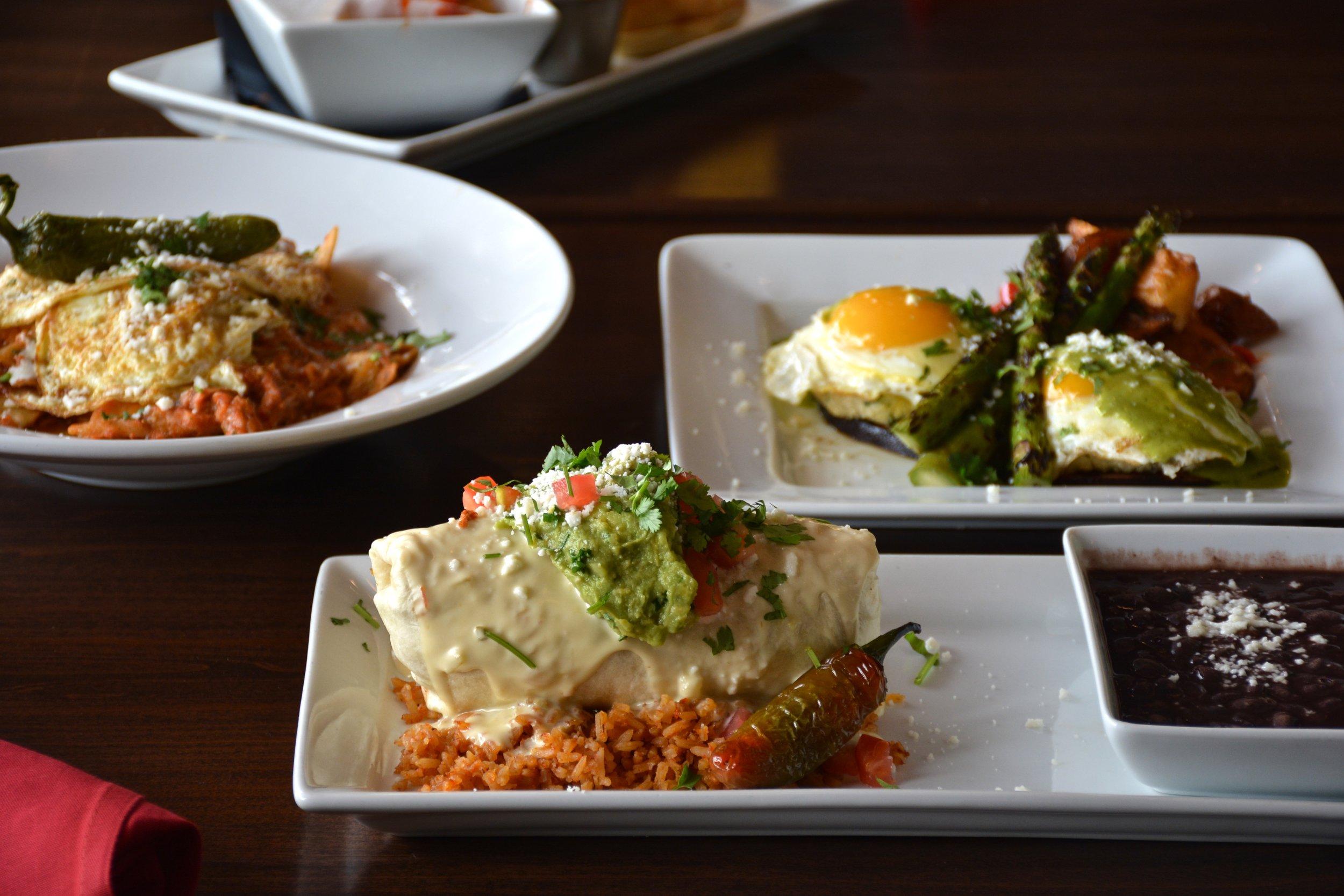 Best Brunch in Kansas City: Zocalo Mexican Cuisine & Tequileria