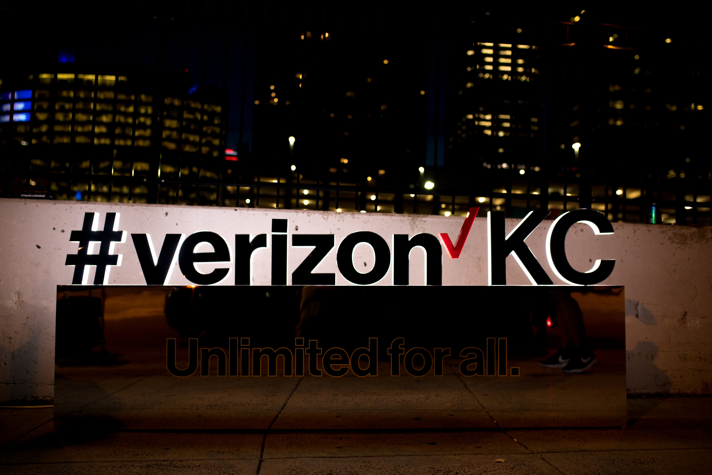 Verizon Kansas City, Kasim Hardaway