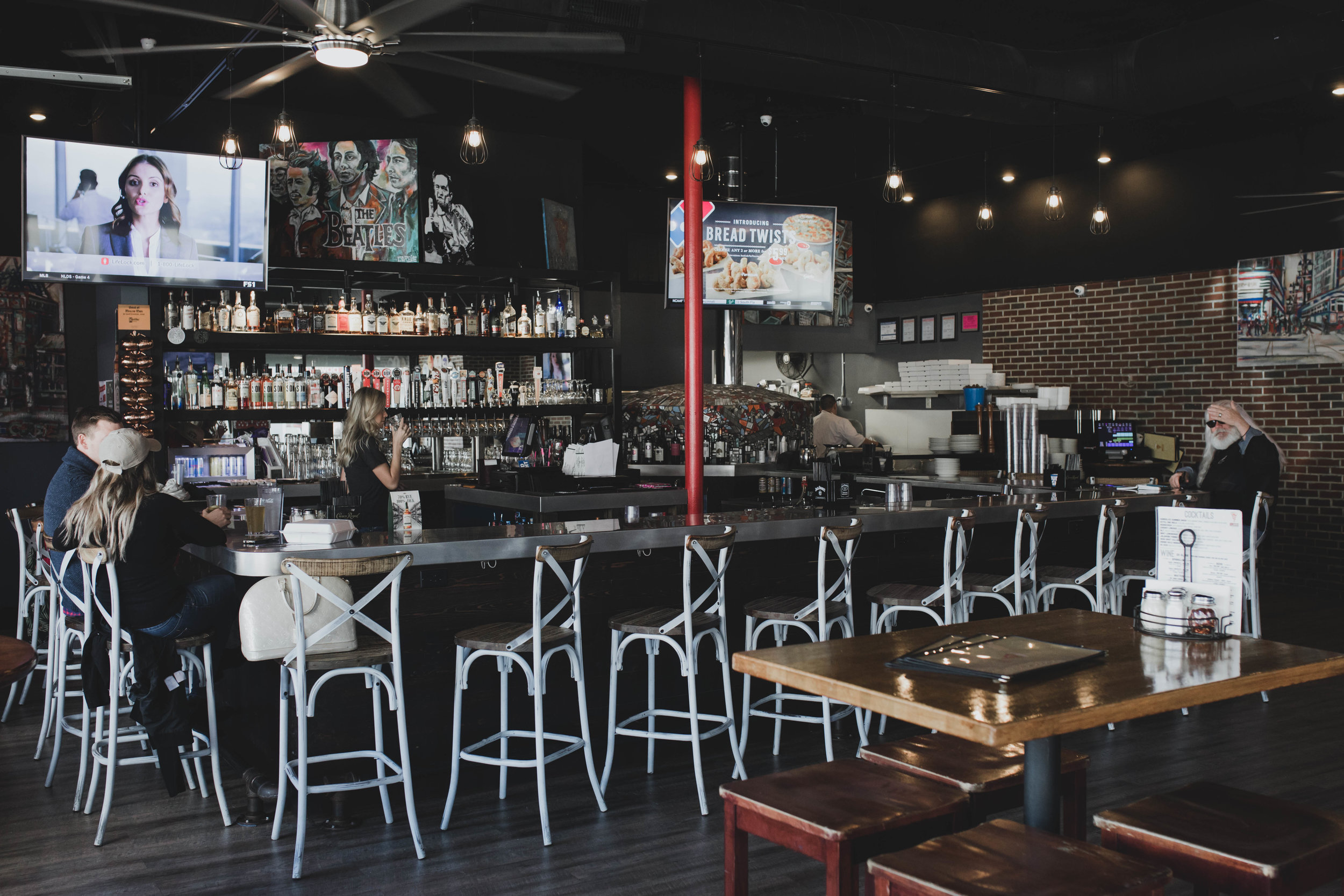 Football Fan? - Homeslice Pizza and Pints is the perfect watch party venue.
