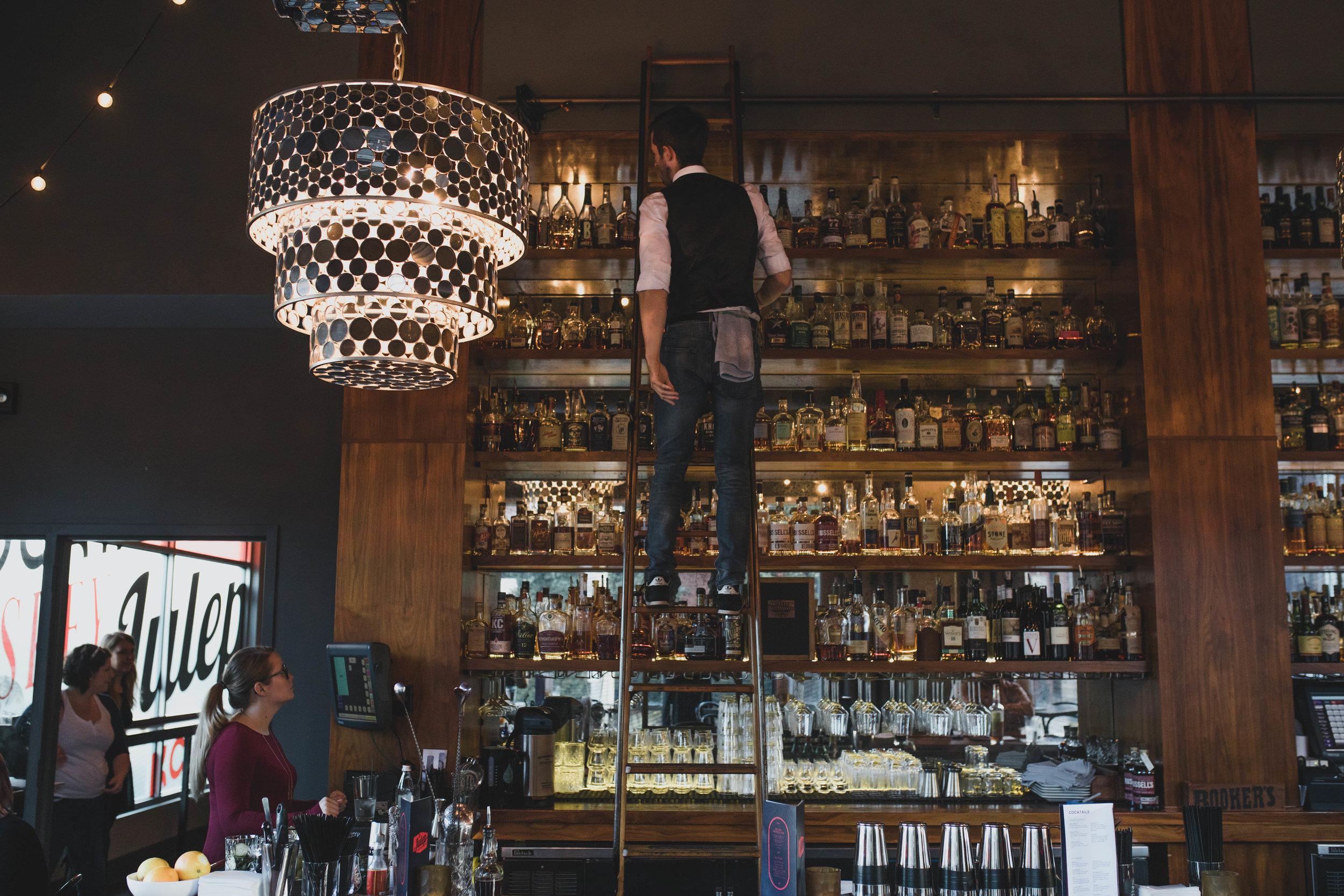 Julep Cocktail Club Westport Kansas City, Kasim Hardaway