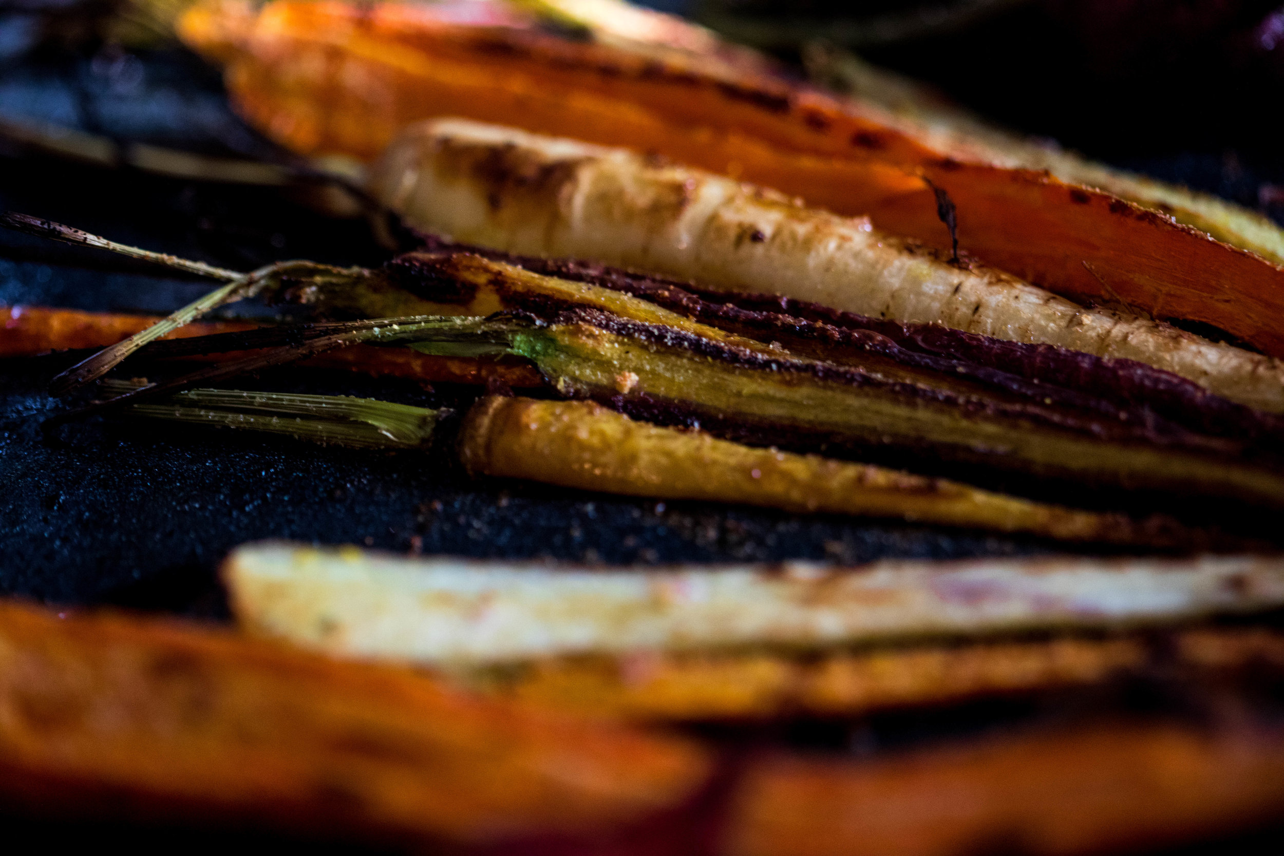 Roasted Root Vegetable Recipe with Harvesters Community Food Network
