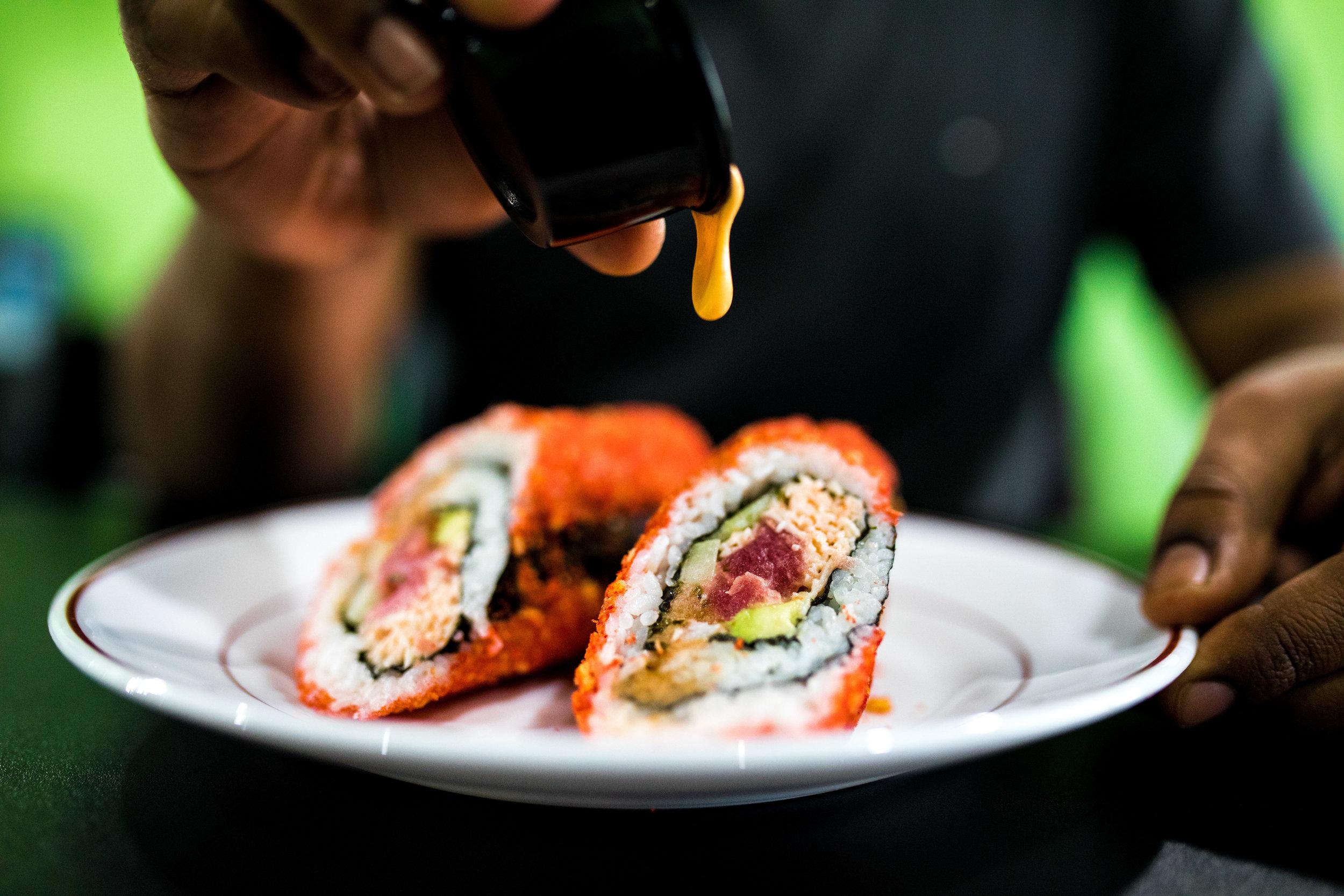 Sushi Burrito and Poke Bowls in Kansas City