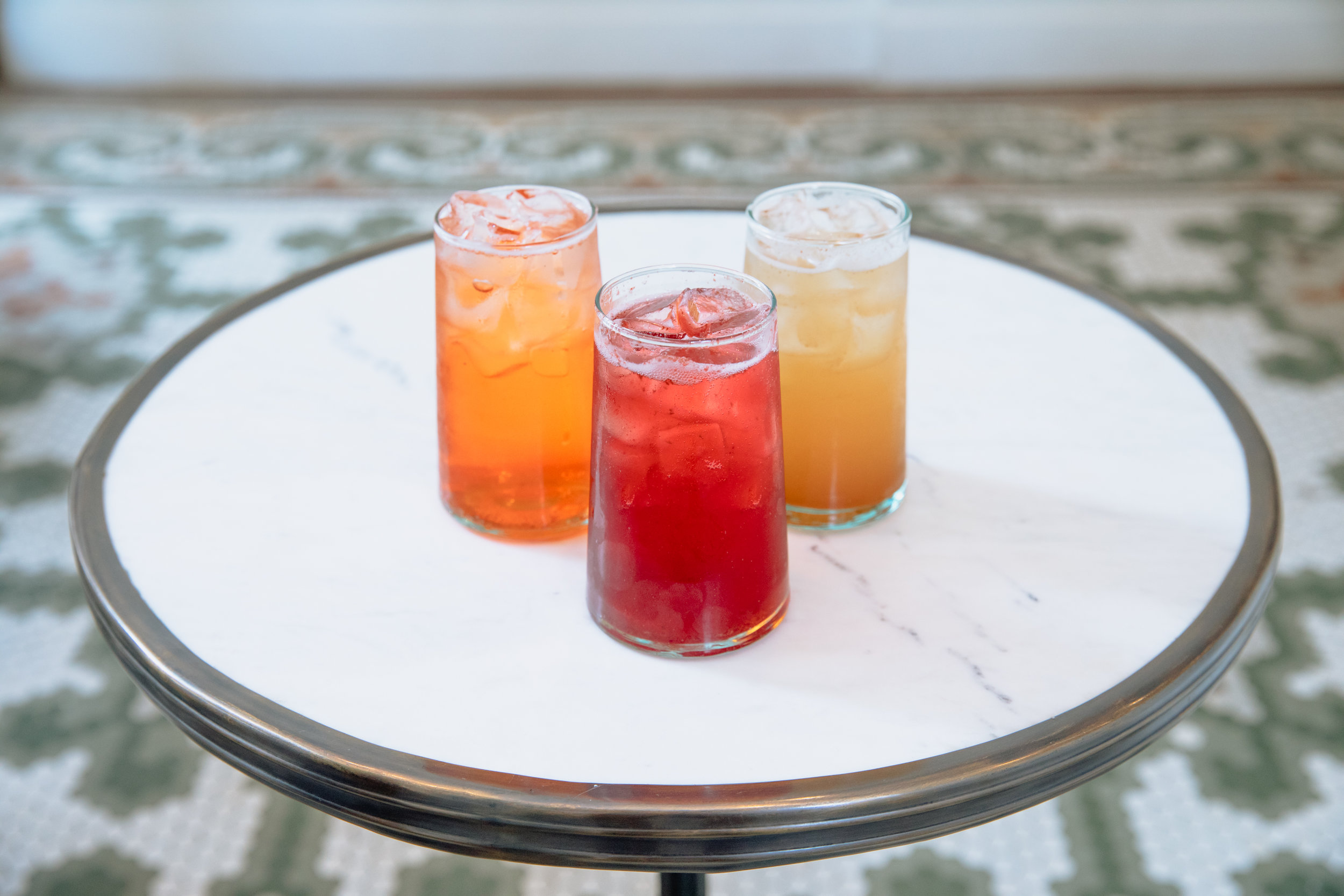 If you stop by MIKC during the summer, you have to try one of the seasonal shrubs!