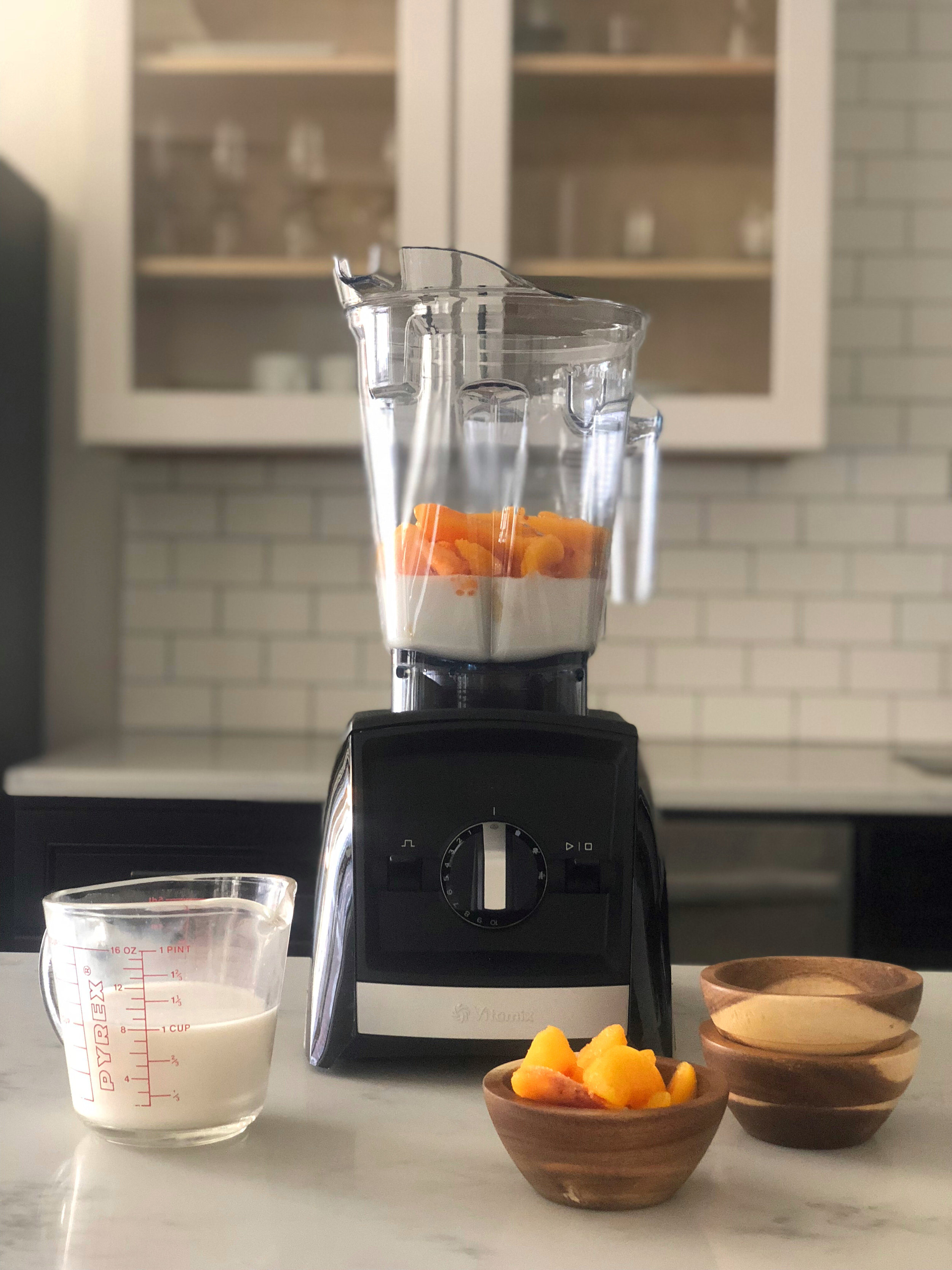 Taste of Spring with Nebraska Furniture Mart, Mellow Yellow Smoothie Recipe