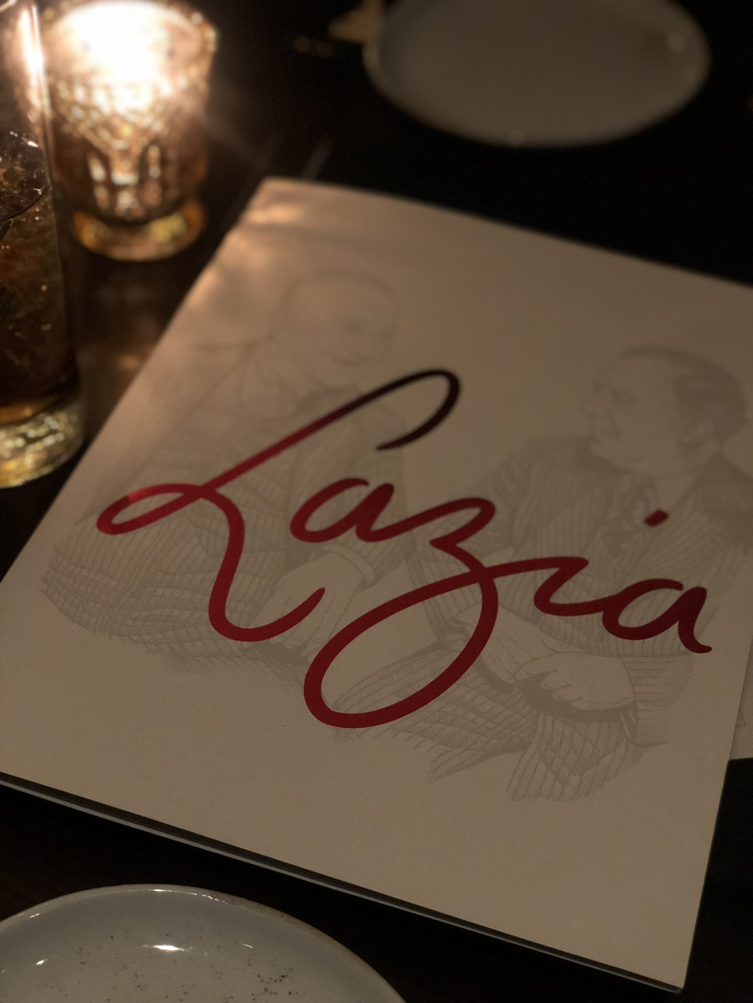 READY TO MAKE A RESERVATION? - Lazia is open for dinner Monday through Saturday from 5 to 11 pm.