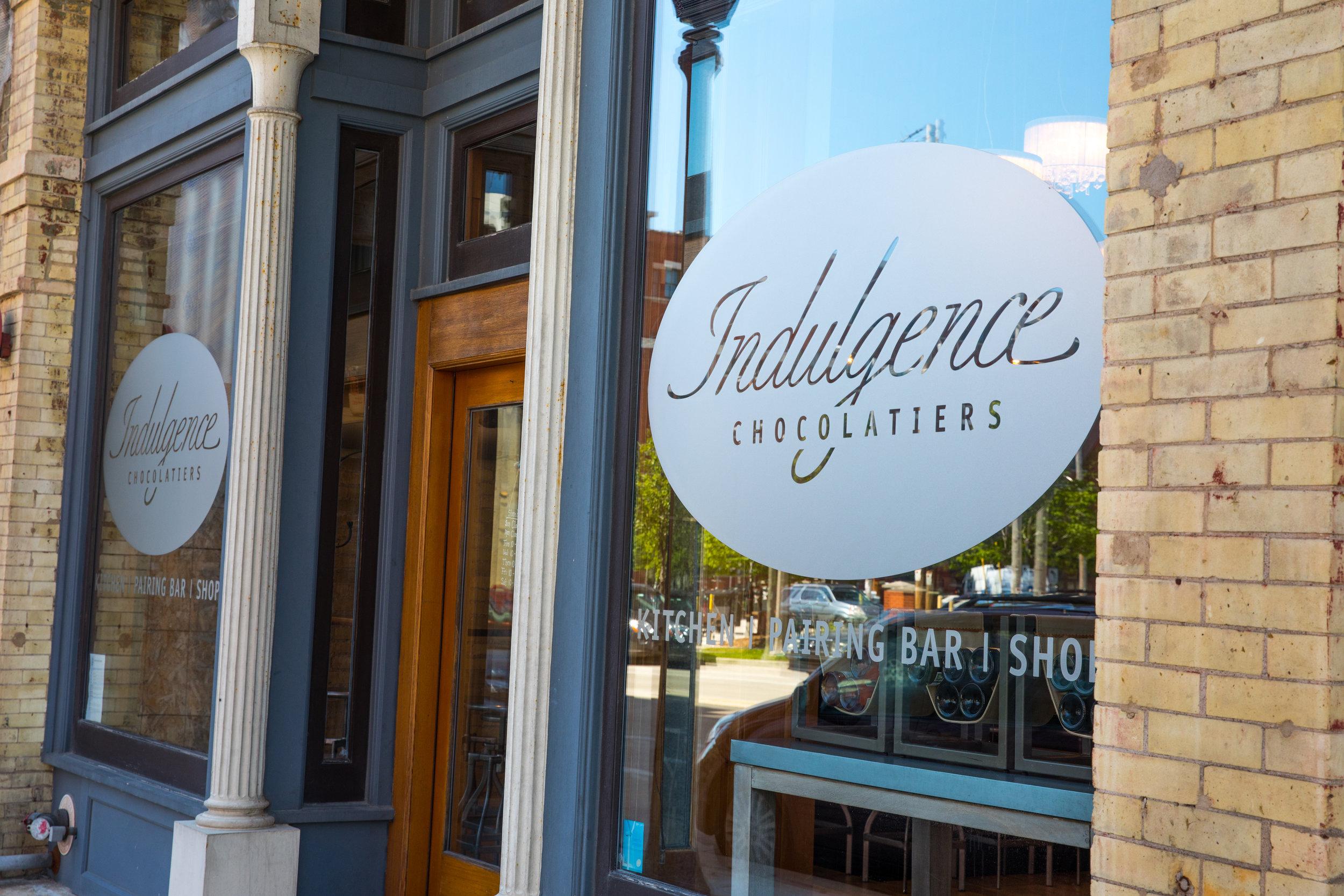 Indulgence Chocolates, Milwaukee Wisconsin