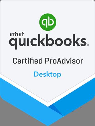 QuickBooks Certified ProAdvisor Desktop – We're certified!