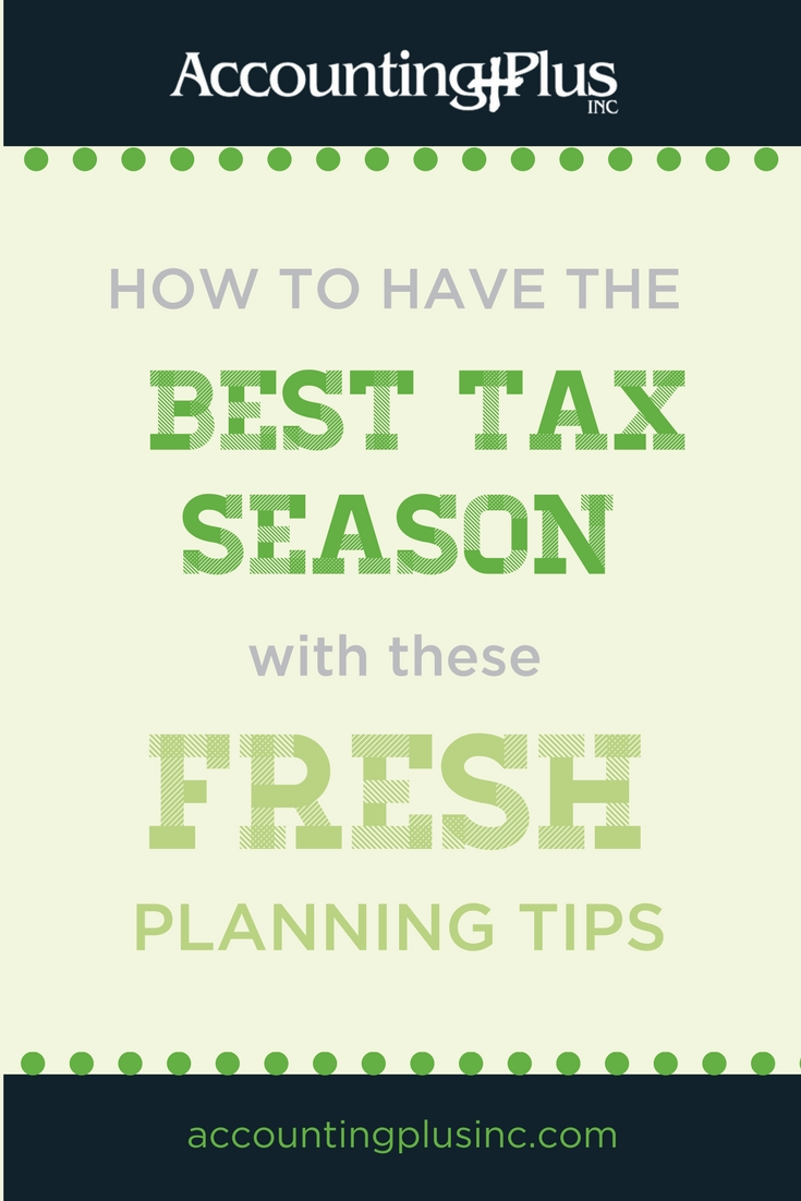 Tax season can be exceptionally stressful for a small business owner. The last thing you want is to be surprised at the end of the year because you didn't plan ahead. No need to stress quite yet, because we've crafted a useful timeline that will take you through the tax season process month-by-month. Visit our blog to see how we break it down, so you can go into next tax season more prepared than ever.