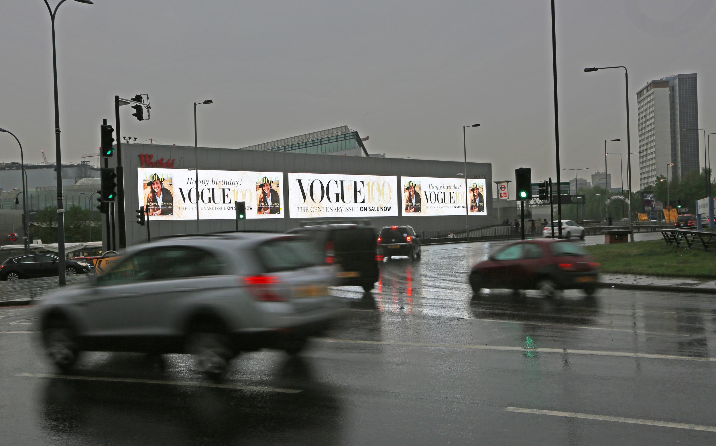 British Vogue - The Centenary Issue