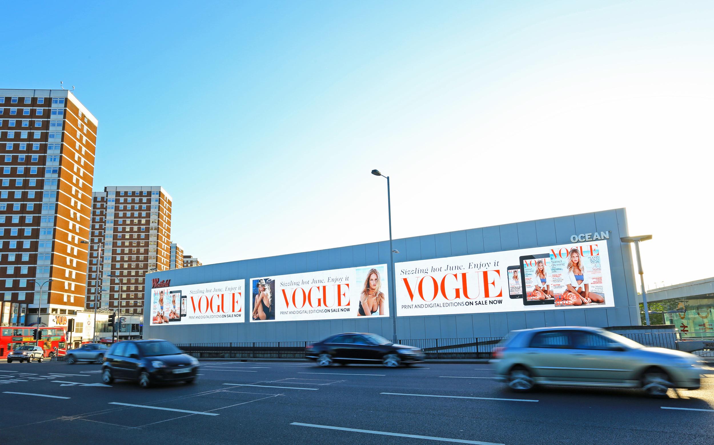 British Vogue, Holland Park Roundabout